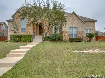 San Antonio Single Family Home For Sale: 18 Gazelle Fld