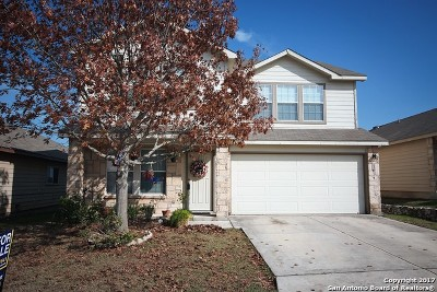 San Antonio Single Family Home For Sale: 3839 Ashleaf Pecan