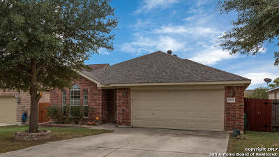 Bexar County Single Family Home For Sale: 12622 Point Smt