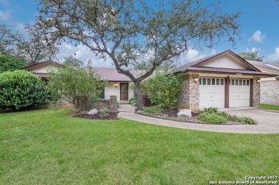 Bexar County Single Family Home New: 2939 Green Run Ln