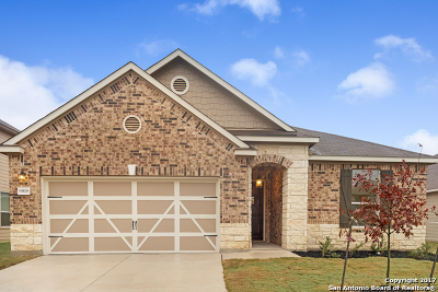 Converse Single Family Home New: 9818 Copperway