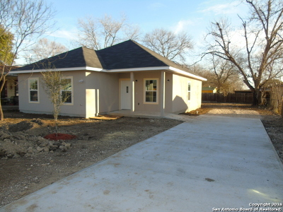 Single Family Home For Sale: 1134 W Formosa Blvd