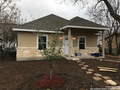 Single Family Home For Sale: 3406 Golden Ave