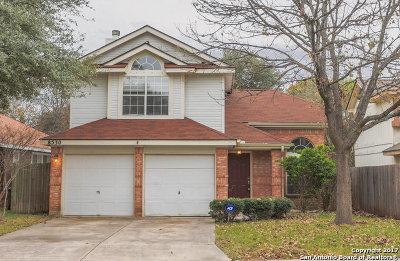 San Antonio Single Family Home Back on Market: 8530 Rita Elena