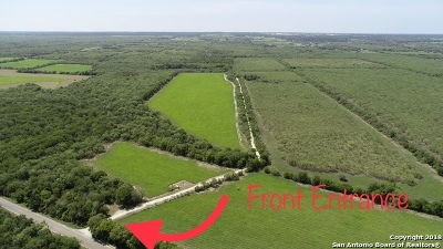 San Antonio Farm & Ranch For Sale: 2660 W Jett Rd