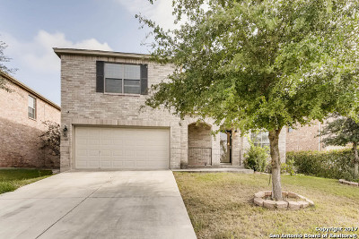 Cibolo Single Family Home New: 308 Springtree Cir