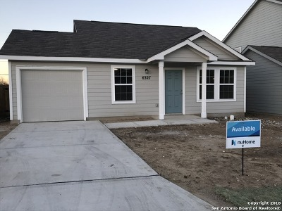 Single Family Home New: 6327 Golden Valley Dr