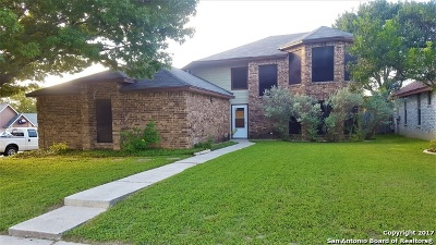 Live Oak Single Family Home For Sale: 7801 Bovis Ct