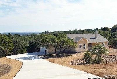 Comal County Single Family Home New: 1125 Agarita Dr