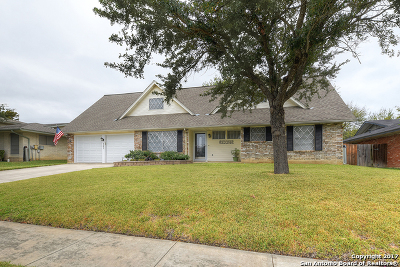 Universal City Single Family Home New: 123 Madrid Dr