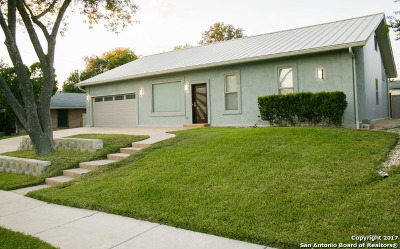 Single Family Home New: 307 Colwyn Pass