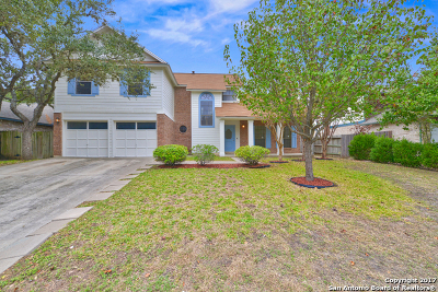 San Antonio Single Family Home Back on Market: 7611 Hillcroft