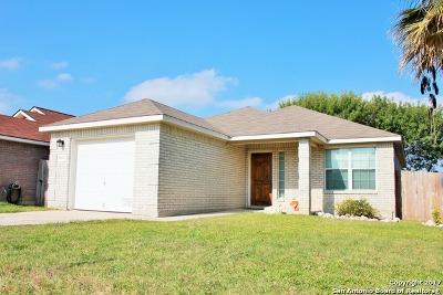 San Antonio Single Family Home Back on Market: 10627 Shaenridge