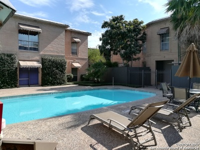 Bexar County Condo/Townhouse New: 7707 Broadway St #2A