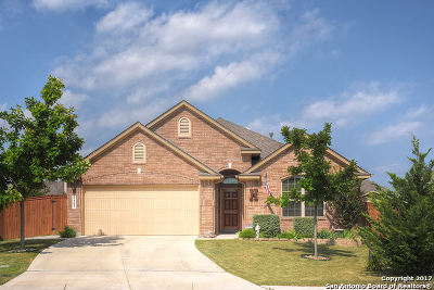San Antonio Single Family Home New: 12303 Wagon Boss