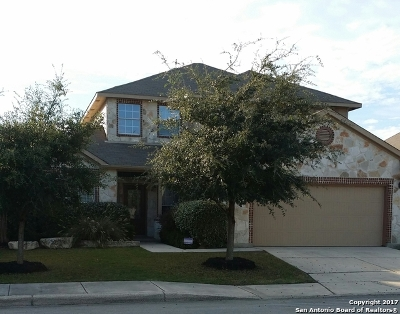 Boerne Single Family Home New: 26119 Lost Creek Way