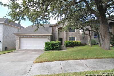 Bexar County Single Family Home Price Change: 2615 Concan St