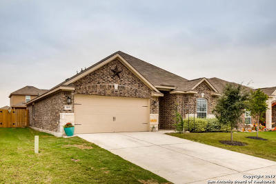 Comal County Single Family Home New: 363 Amaryllis