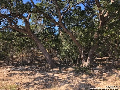 New Braunfels Residential Lots & Land New: 1964 (Lot 1272) Potenza