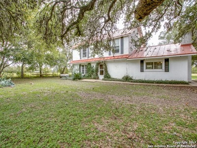 Single Family Home For Sale: 14457 Sherwood Rd