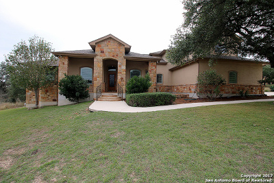 Bulverde Single Family Home For Sale: 101 Comal Crest