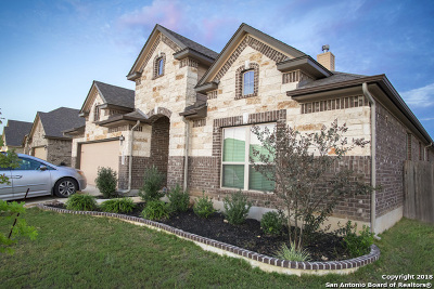 San Antonio Single Family Home New: 22012 Gypsy Vw