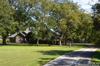 Guadalupe County Single Family Home Price Change: 8305 State Highway 123