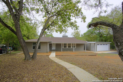 Single Family Home New: 302 E Hathaway Dr