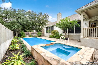 San Antonio Single Family Home For Sale: 18423 Crosstimber
