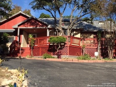 Canyon Lake Single Family Home Back on Market: 23068 Cranes Mill Rd