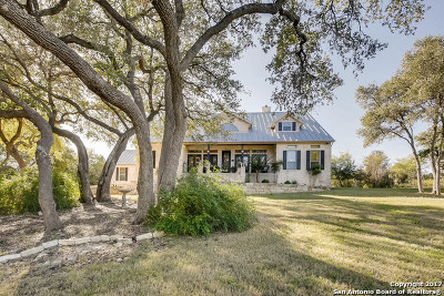 New Braunfels Single Family Home For Sale: 111 Oak Pointe