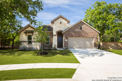 Boerne Single Family Home Back on Market: 151 Destiny Drive