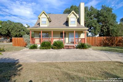 Canyon Lake Single Family Home New: 2325 Lakeshore Dr