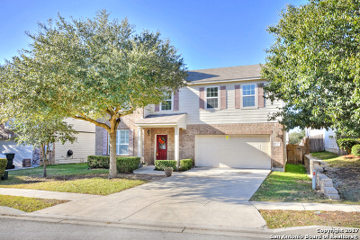 Cibolo Single Family Home New: 110 Bentwood Ranch Dr