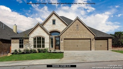 Fair Oaks Ranch Single Family Home For Sale: 7954 Cibolo View