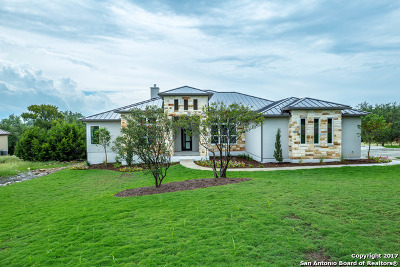 New Braunfels Single Family Home For Sale: 1118 Diretto Dr