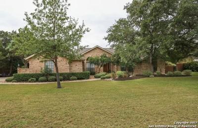 San Antonio Single Family Home New: 8618 Classic Oaks Ln