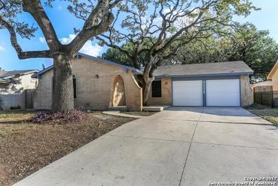 Single Family Home New: 6226 Pancho Villa Dr