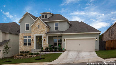 San Antonio Single Family Home New: 24127 Prestige Dr