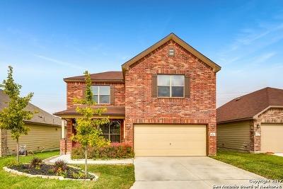 Single Family Home New: 10323 Fort Davis Trl