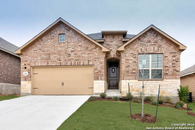 Comal County Single Family Home New: 888 Highland Vista