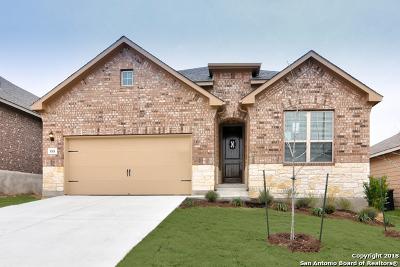New Braunfels Single Family Home New: 888 Highland Vista