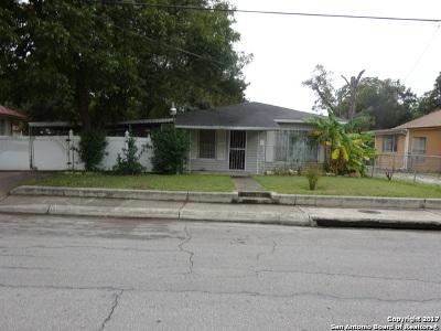 San Antonio Single Family Home For Sale: 146 Simon St