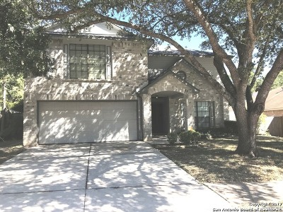 Schertz Single Family Home New: 2808 Hillview Ln