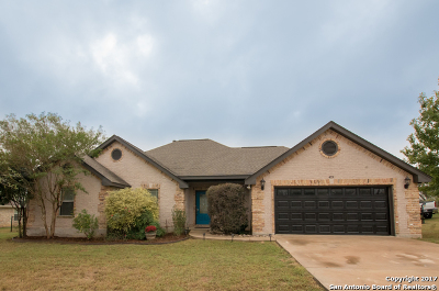 Floresville Single Family Home New: 419 4th St