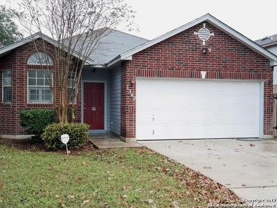 Bexar County Single Family Home Price Change: 1342 Dezarae