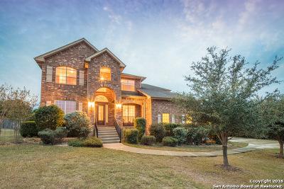 New Braunfels Single Family Home Back on Market: 958 Santa Cruz