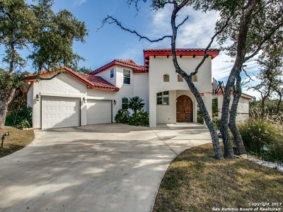 San Antonio Single Family Home New: 26102 Wood Chuck