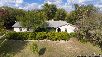 San Antonio Single Family Home Back on Market: 515 W Quill Dr