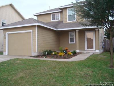 Converse Single Family Home Price Change: 6626 Poseidon Way